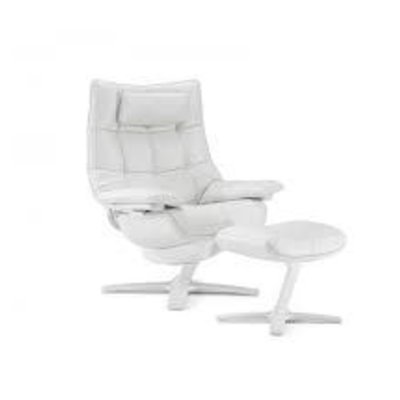 NATUZZI EDITIONS ARMCHAIR - NATUZZI ITALIAN RE-VIVE QUILTED QUEEN