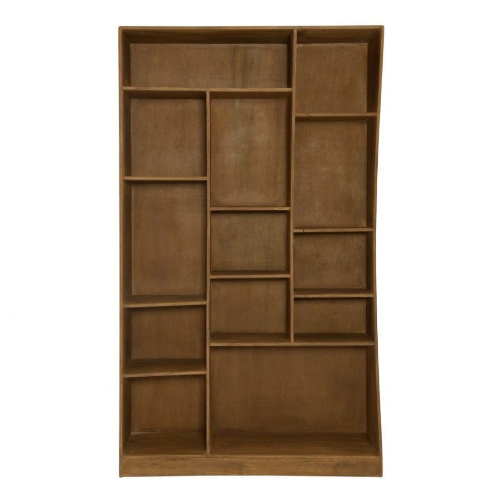 Bookshelf - NIAGARA CUBE LEFT - MS