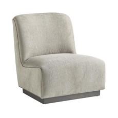 ARTERIORS Accent chair - Isola Chair Titanium Velvet Grey Ash - AR