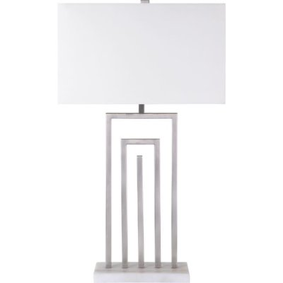 Table Lamp - ARGO SILVER - RW