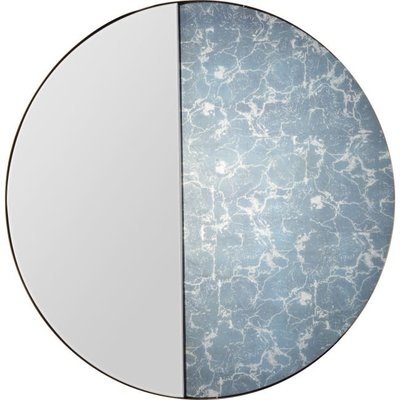 "MIRROR - DELMADGE BLUE 40"" D - RW"