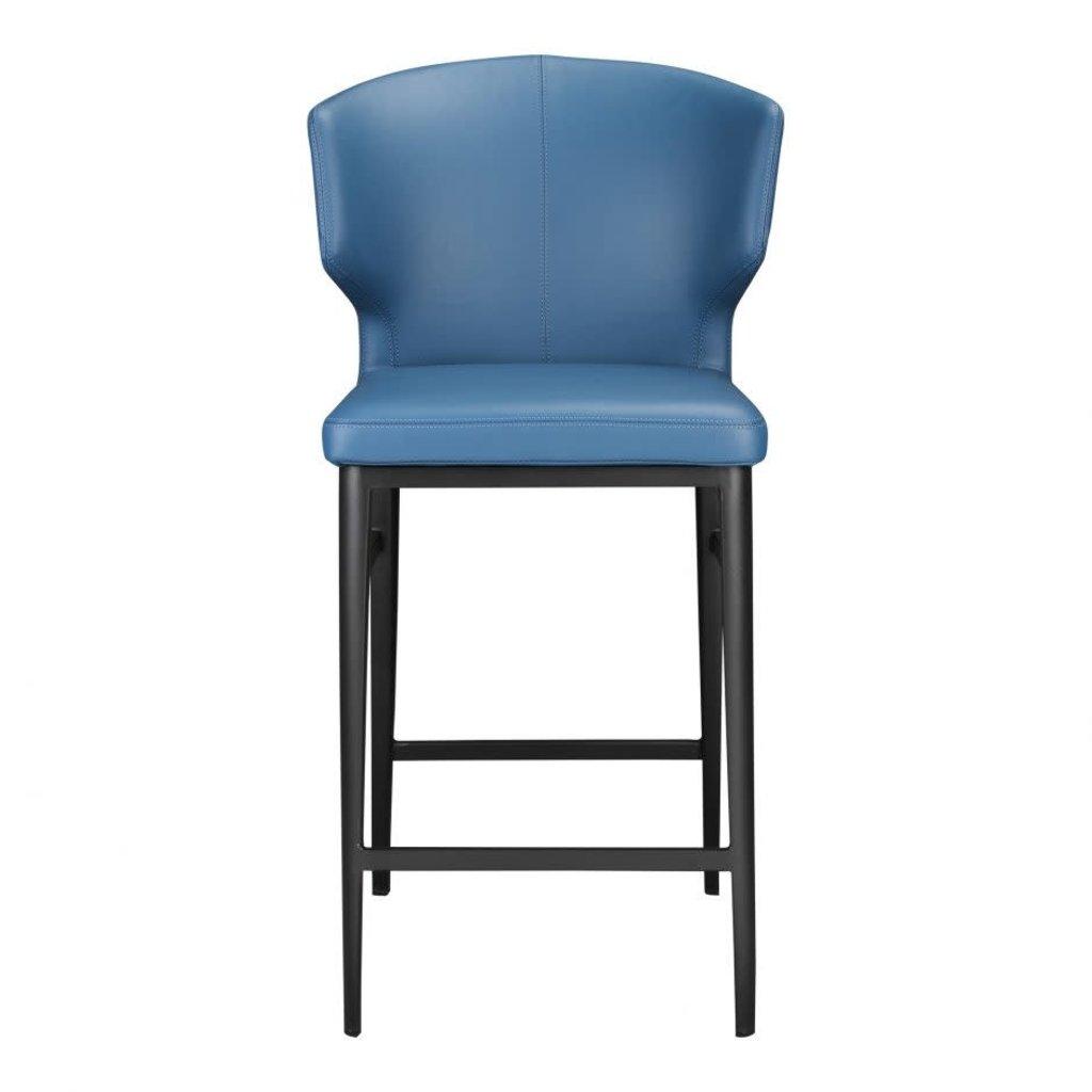BAR STOOL - DELANEY BLUE - MS