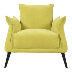 MOE'S Arm chair - VERONA YELLOW - MS