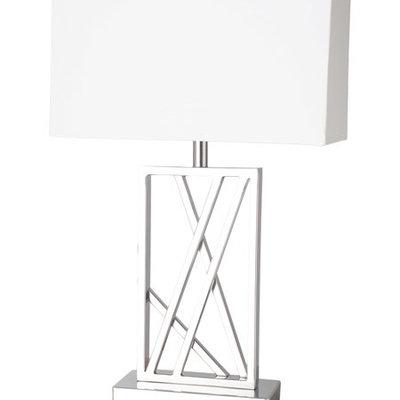 Table lamp - CHATTERLY LI SILVER - RW