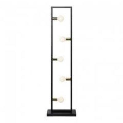 Floor Lamp - ASCENT BLACK - RW