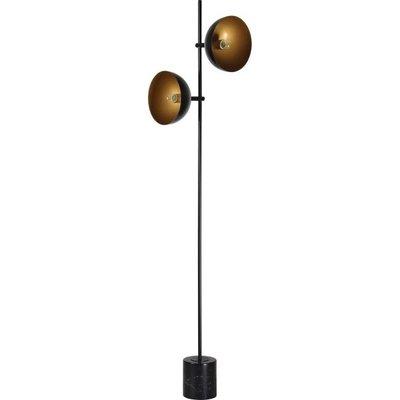 Floor lamp - LEBLANC BLACK/GOLD - RW