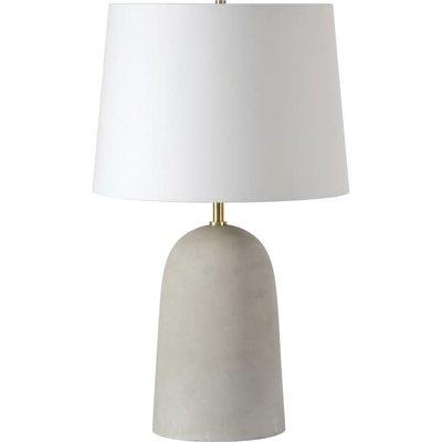 Table lamp - MONTOYA CONCRETE/WHITE - RW