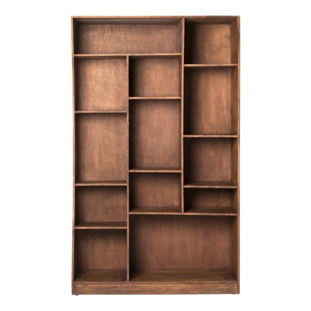 Bookshelf - NIAGARA CUBE RIGHT- MS