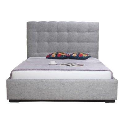 King bed - BELLE GREY - MS