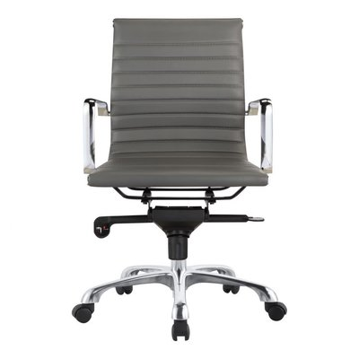 Office chair - OMEGA LOW GREY - MS