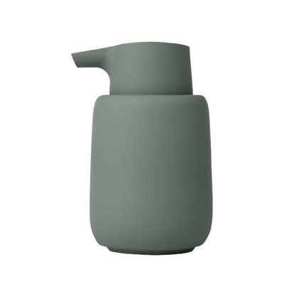 BLOMUS SOAP DISPENSER SONO AGAVE GREEN