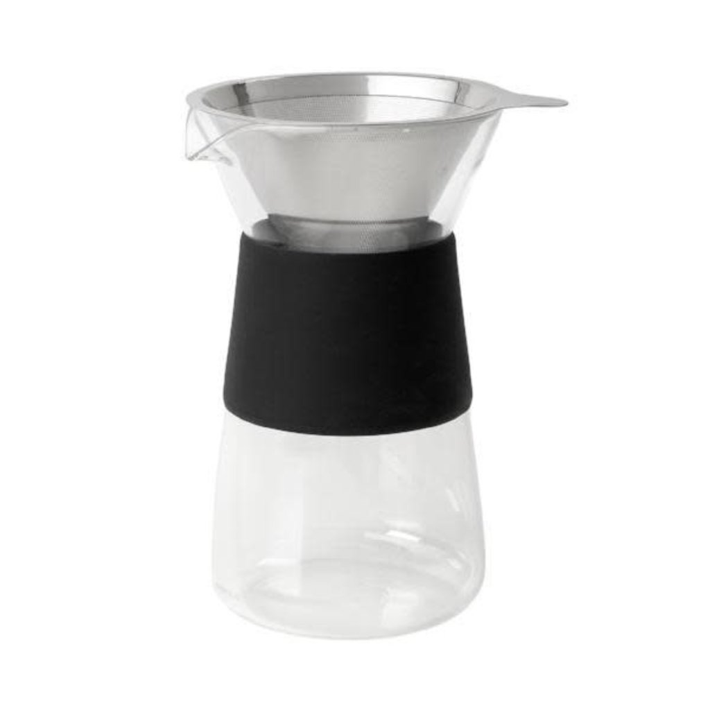 BS - COFFEE MAKER 27OZ GRANEO GLASS