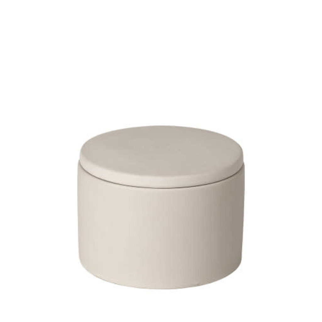 BS - STORAGE CANISTER 3 X 4 WHITE
