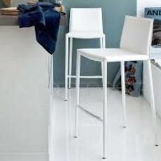 CONNUBIA Counter Chair - BOHEME WHITE - CB