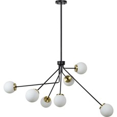CL Lamp - FINTONA BLACK/GOLD - RW