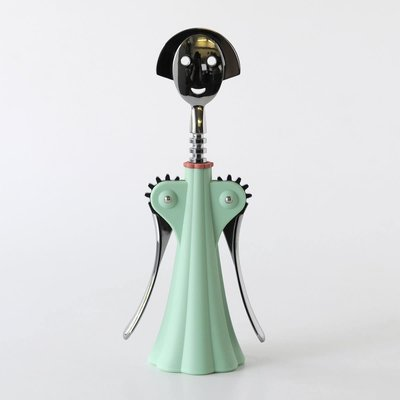 ALESSI ANNA G CORKSCREW LIGHT GREEN