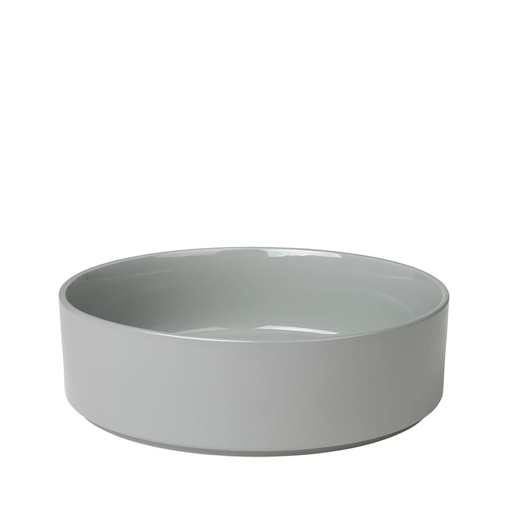 BS - BOWL SERVING GREY 27 CM