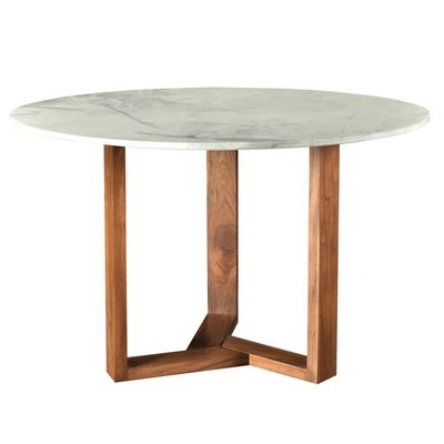 MOE'S JINXX DINING TABLE BROWN