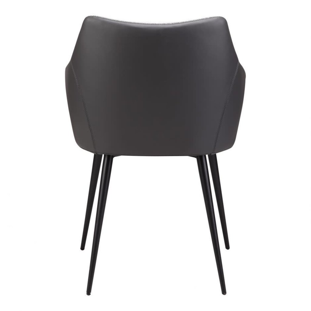 MOE'S BECKETT DINING CHAIR GREY