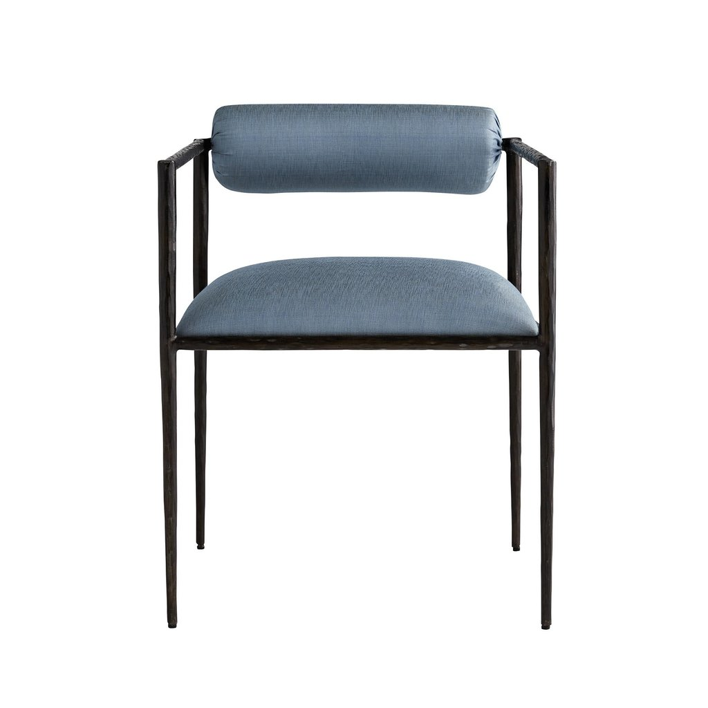 ARTERIORS ARM CHAIR - BARBANA JUNIPER SILK - AR