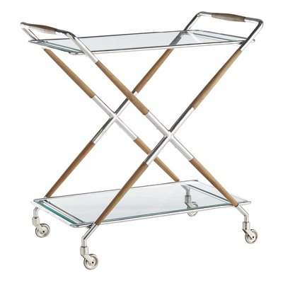 ARTERIORS BAR CART - JEVAN WOOD - AR