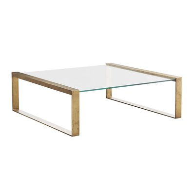 ARTERIORS COFFEE TABLE - JOCELYN GOLD/GLASS - AR