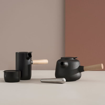 STELTON COLLAR TEA PORT 0.75
