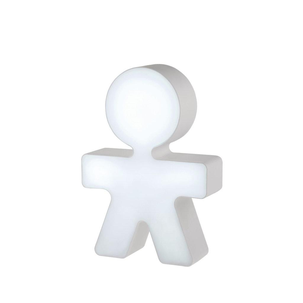 ALESSI AI - TABLE LUMINAIRE GIROTONDO - WHITE