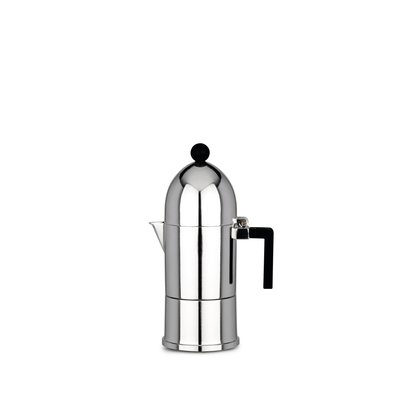 ALESSI ESPRESSO COFFEE MAKER 3 CUPS - LA CUPOLA