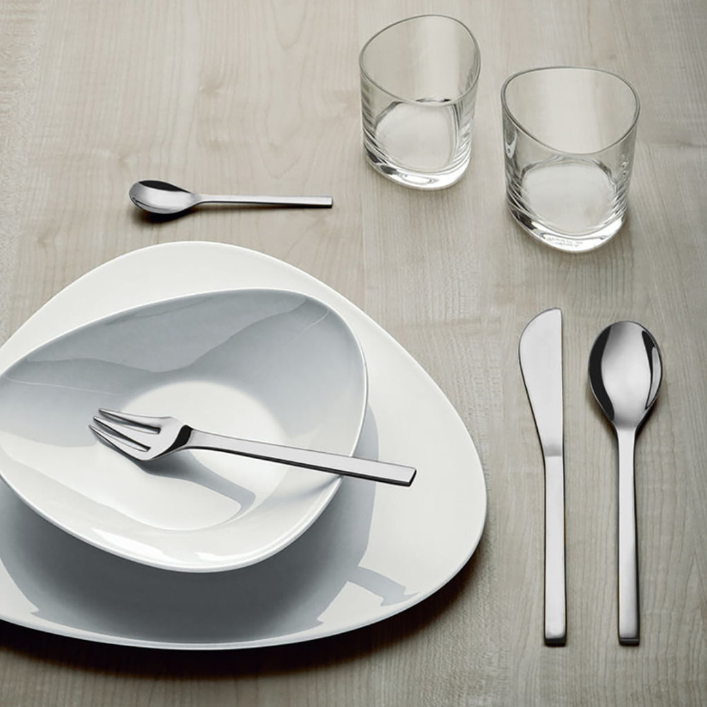 ALESSI AI - COLOMBINA COLLECTION CUTLERY 24PCS