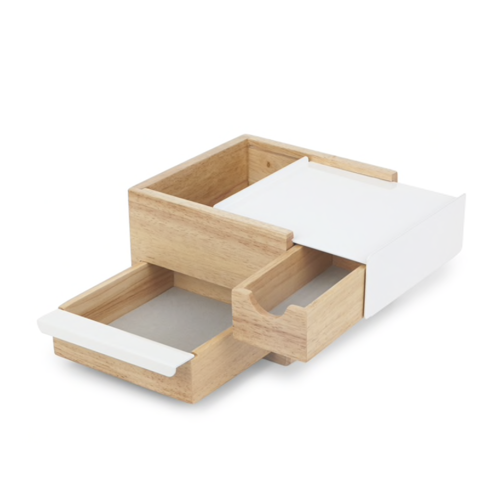 UMBRA UA - MINI STOWIT JWL BOX NATURAL