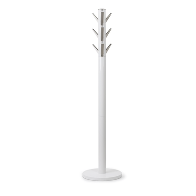 UMBRA FLAPPER COAT RACK WHITE