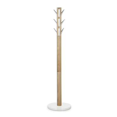 UMBRA FLAPPER COAT RACK NATURAL