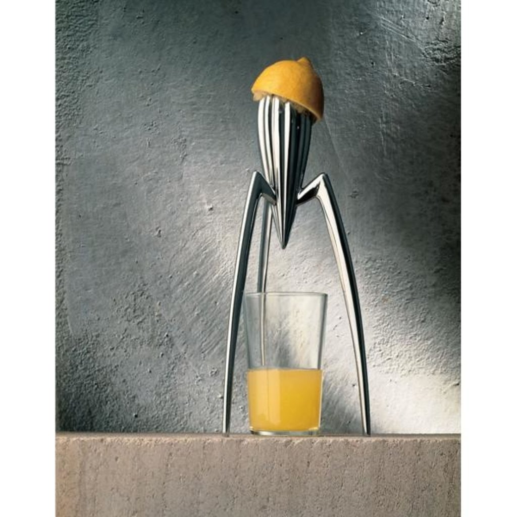ALESSI AI -  JUICY SALIF SQUEEZER MIRROR POLISHED