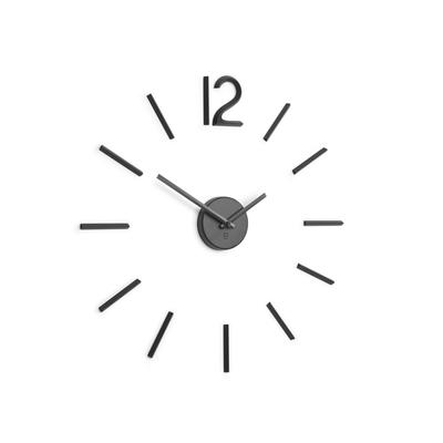 UMBRA BLINK CLOCK BLACK