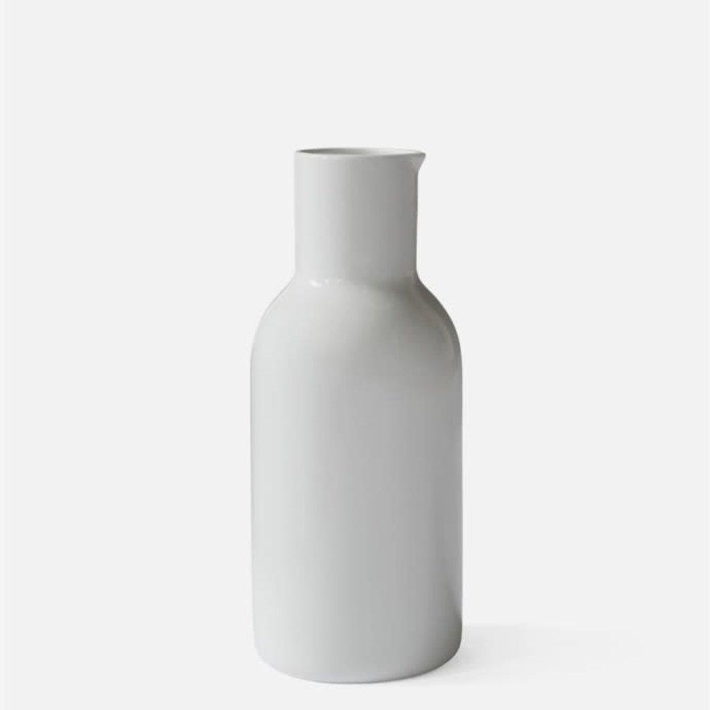 MENU MU - NORM BOTTLE WHITE 12OZ