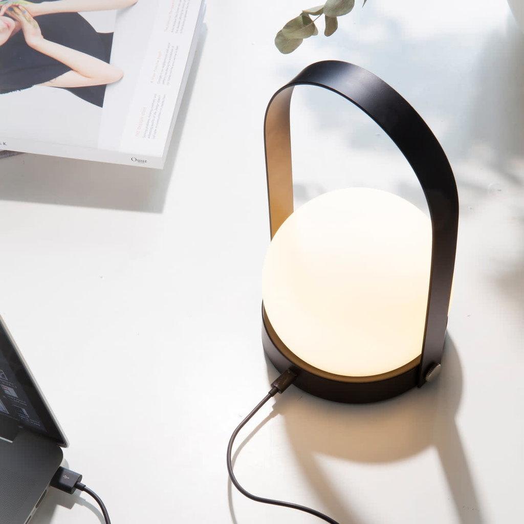 MENU MU - CARRIE LED LAMP - BLACK