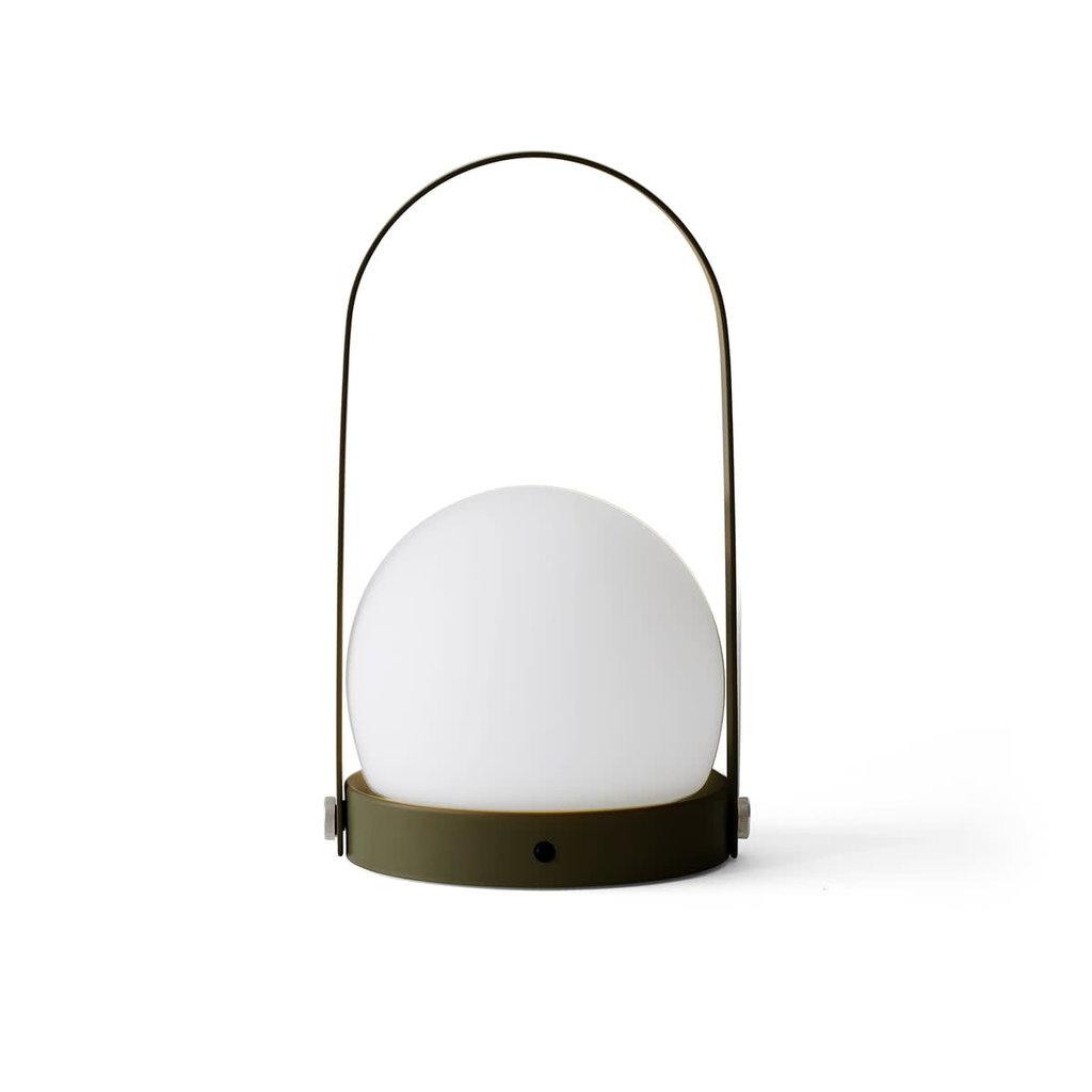 MENU MU - CARRIE LED LAMP - OLIVE