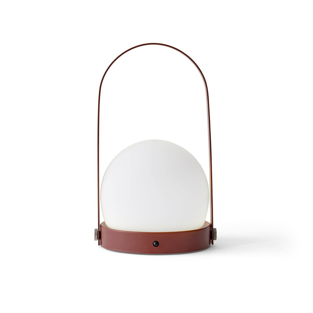 MENU MU -  CARRIE LED LAMP - BURNED RED