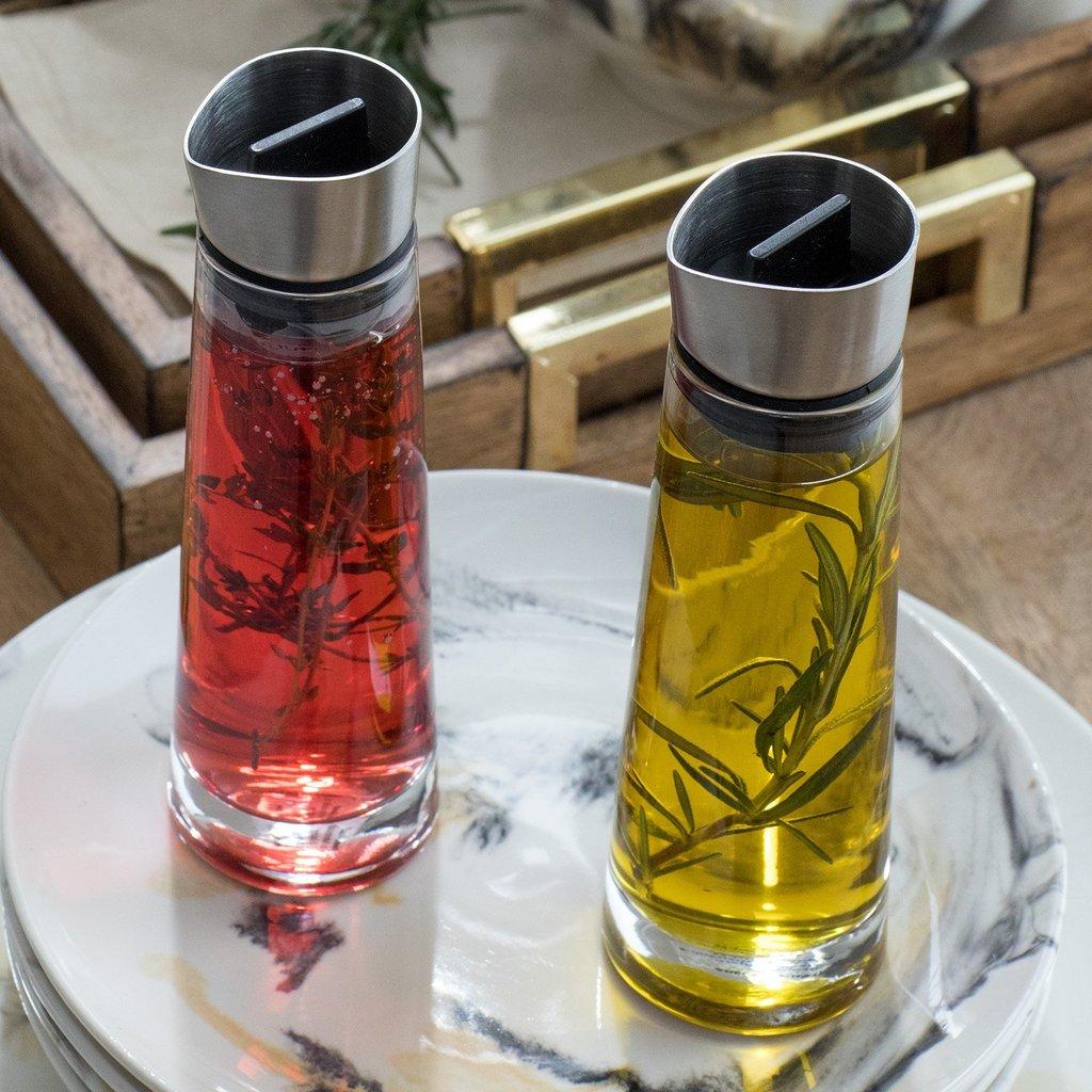 BLOMUS BS - OIL & VINEGAR GLASS SET