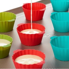 OXO - SILICONE BAKING CUPS