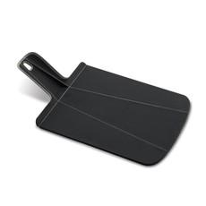 JOSEPH JOSEPH J & J - CHOP2POT™ PLUS FOLDING CHOPPING BOARD BLACK!
