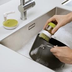 JOSEPH JOSEPH J & J - PALM SCRUB™ SOAP DISPENSING BRUSH