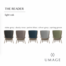 UMAGE THE READER