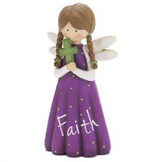 Angel - Faith with Cross