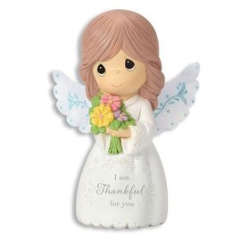 Angel - I am Thankful for You, Precious Moments