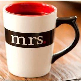 Mug - Mrs.