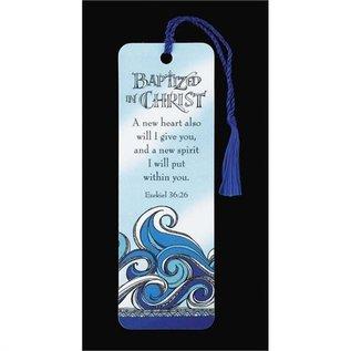 Bookmark - Baptized, Tassel
