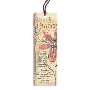 Bookmark - I Said a Prayer, Tassel