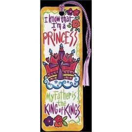 Bookmark - Princess, Tassel